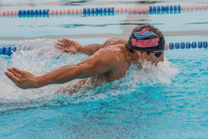 Swimming injury